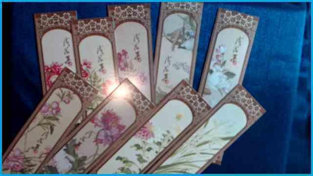 Decorative Book Marks