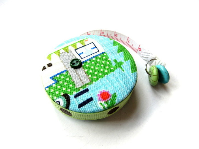 Measuring Tape For Campers Small Retractable Tape Measure
