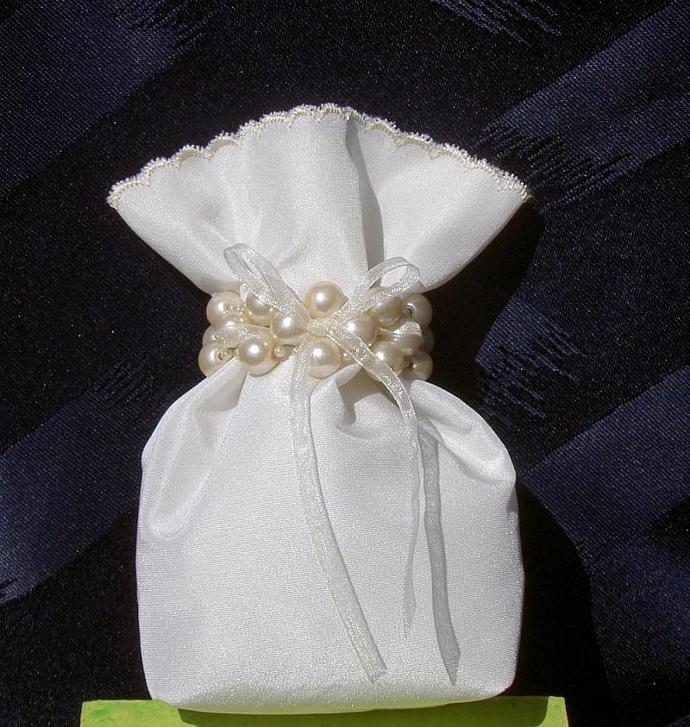 Wedding Favor Bags Wedding Gift Bag Flower Girl By Umis On Zibbet