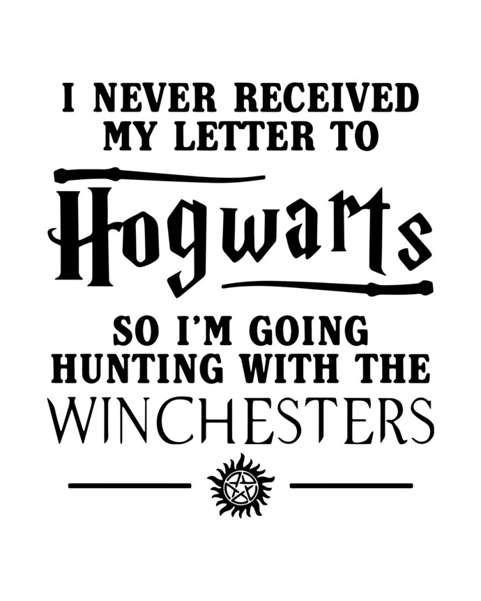 I Never Received My Letter To Hogwarts, So I'm Going Hunting With The