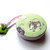 Measuring Tape with  Mice, Tea and Mugs Small Retractable Tape Measure