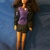 "9  Piece Capsule Wardrobe for 11-12"" Fashion Dolls, Purple and Black"