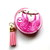 Tape Measure Pink Tree Sloths Small Retractable Measuring Tape