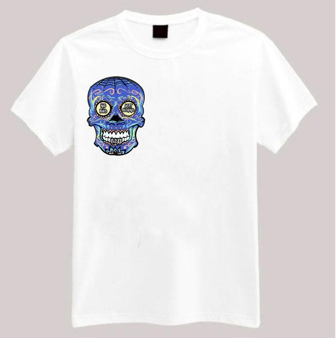 Faded Sugar Skull T-Shirt