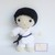 Felton in Karate Costume- Crochet Amigurumi Pattern- PDF