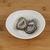 Handmade Ceramic Catch All Ring Jewelry Dish in Marshmallow White