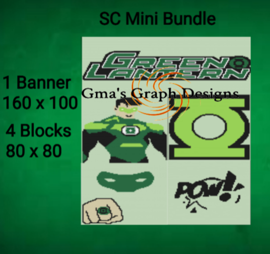 Green Lantern Bundle
