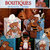 Cherished Teddies Boutiques Tissue Box Cover Plastic Canvas Pattern Leaflet