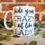 Hide your crazy, Act like a lady mug Coffee Mug southern girl mug gifts for her