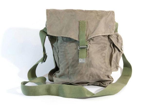 Military messenger bag, canvas bag, military bag, bag for men, men shoulder bag,
