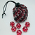 Chainmaille dicebag, dice bag, coin pouch