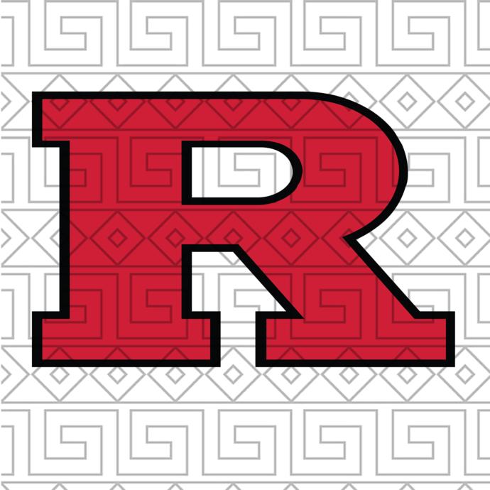 Rutgers Svg,football svg,football gift, Rutgers,Rutgers football, football