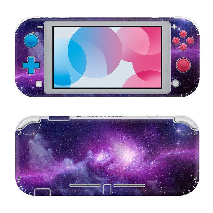 Space Nintendo switch lite Skin