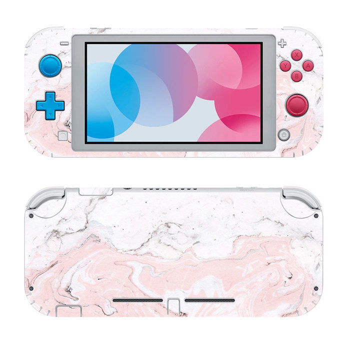 Ground Abstraction Nintendo switch lite Skin