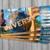 Universal Studios Surprise Trip Ticket Editable File, Boarding Pass, Vacation