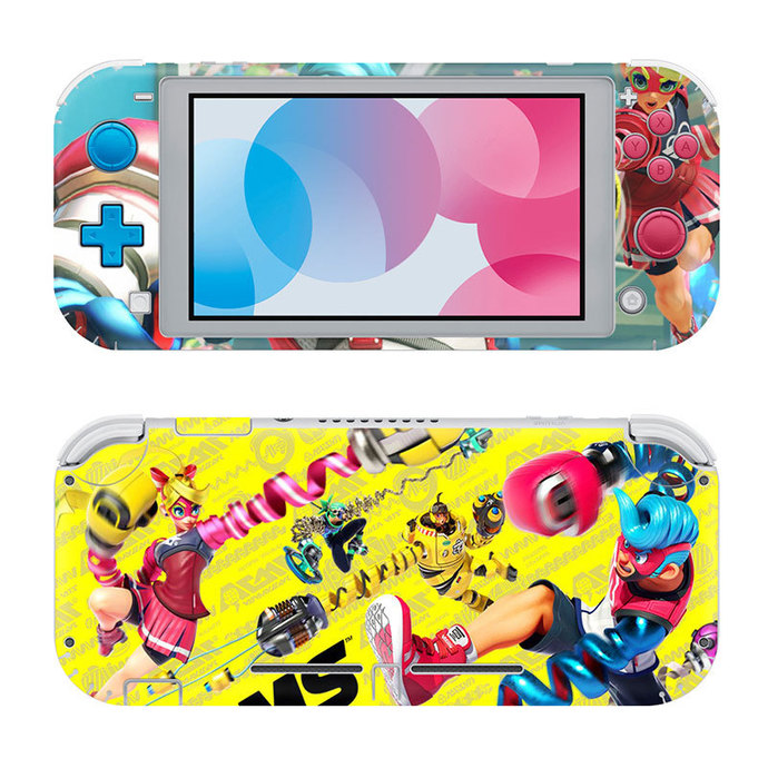 Splatoon Nintendo switch lite Skin
