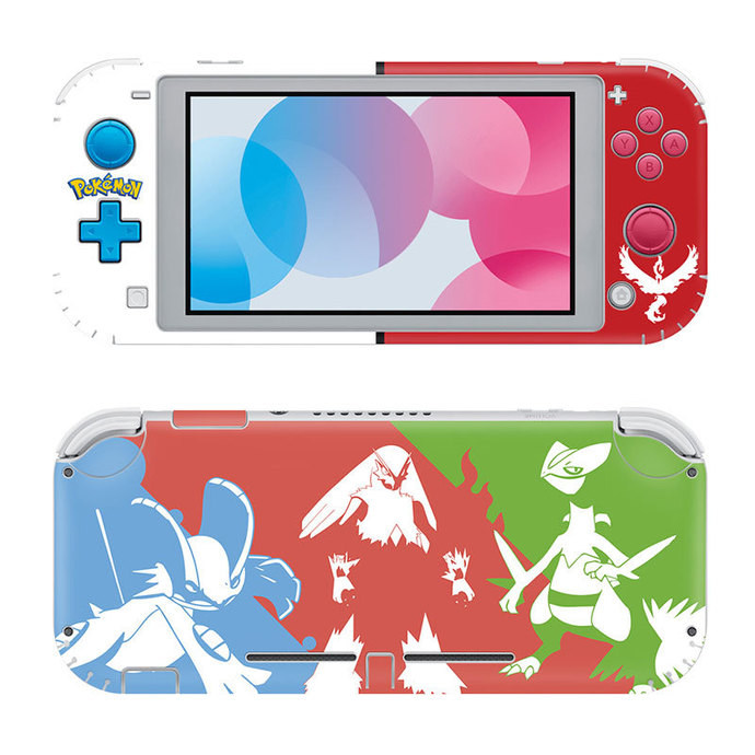 Pokémon Go Nintendo switch lite Skin