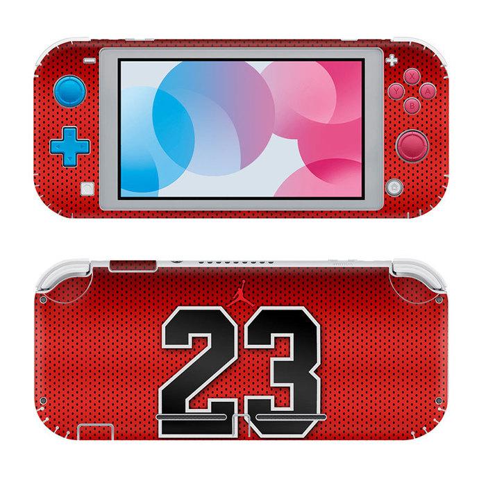 Air Jordan Nintendo switch lite Skin