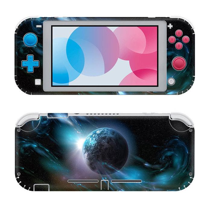 Planet Nintendo switch lite Skin