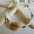 Cherokee Language Aunt Choker Necklace, Gift for Aunt, Seed Bead and Gemstone