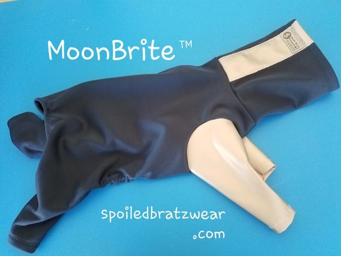 MEDIUM Moon Brite Waterproof Suit