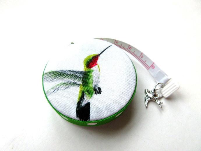Tape Measure Humming Birds Small Retractable Measuring Tape