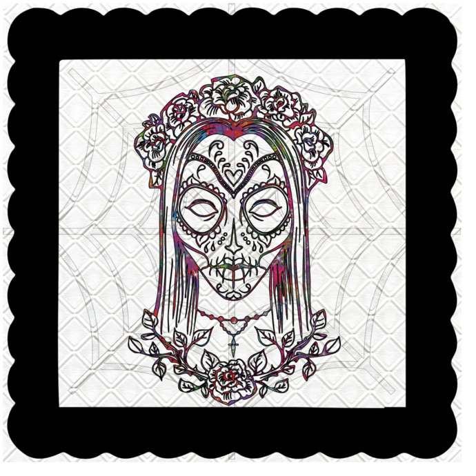 Skull 16b-Digital Kit-Jewelry Tag-Clipart-Gift Tag-Holiday-Digital