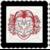 Skull 18b-Digital Kit-Jewelry Tag-Clipart-Gift Tag-Holiday-Digital