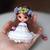 Sarsarblanki Custom Petite Blythe Doll Little Lavender - OOAK handmade custom