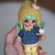 Sarsarblanki Custom Petite Blythe Doll Little Buttercup - OOAK handmade custom