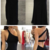 Sexy Black One Shoulder Mermaid Prom Dresses