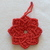 Macrame ornament, Christmas decoration, Holiday decoration, Winter decoration,