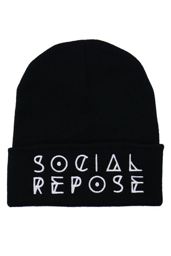 Social Repose Beanie!