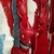 """80s Punk"" Boho American Flag on Driftwood"