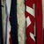"""Ahoy!"" Boho American Flag on Driftwood"