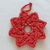 Macrame ornament, Christmas decoration, Holiday decoration, Winter decoration,