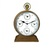 Vintage Table Top World Time Clock with Roman Numerals-12 inches