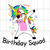 Birthday Squad  Unicorn svg,Birthday Squad  Unicorn png, Birthday Squad  unicorn