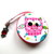 Measuring Tape Heart Owls Retractable Small Tape Measure