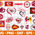 4 Kansas City Chiefs SVG FILES 1 jpg file for cutting machines cricut cameo