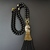 Panthera long tassel pendant/ long necklace inspired by Cartier