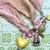 Boho Gypsy Silk Sari Ribbon Bookmark YELLOW PINK MIX | Book Readers Gift | Book