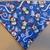 Dog bandanna, Dog fashion, Size large, Penguins bandanna, Christmas bandanna,