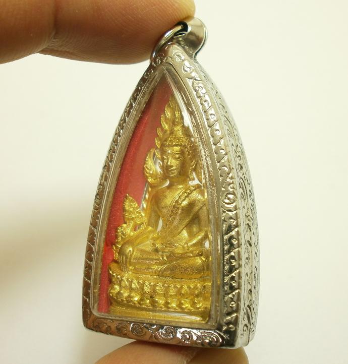 Phra Buddha Chinnaraj chinaraj shinnaraj Thai northern famous temple Thailand