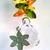 Crystal Suncatcher Cluster Retro Charmed Flower Power