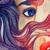 Mystique, Original Drawing by Erika
