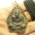 LP Tuad 1970s Thai Buddha amulet pendant necklace blessed thuad legend magical