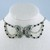 13'' Vintage Choker Butterfly Collar VERY SHORT Thin Neck ONLY