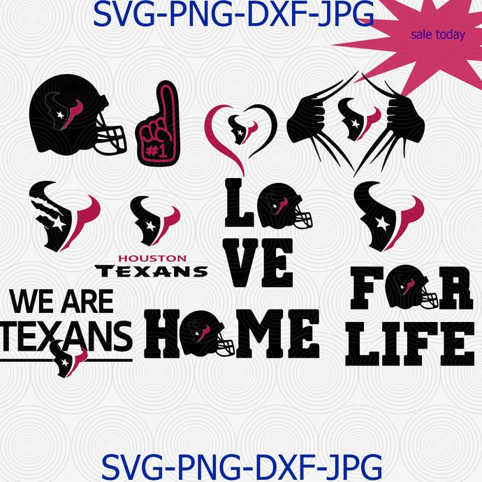 Houston Texans, Houston Texans svg, Houston Texans clipart, Houston Texans logo,