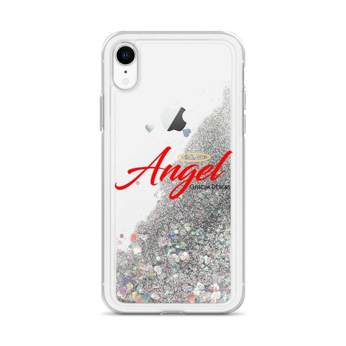 Custom Liquid Glitter Phone Case